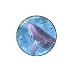 Dolphin 2 Hat Clip Ball Marker (4 Pack) by trendistuff