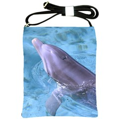 Dolphin 2 Shoulder Sling Bags by trendistuff