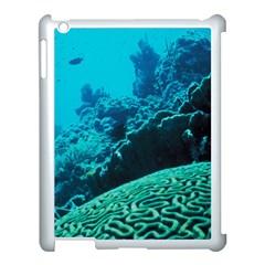 Coral Reefs 2 Apple Ipad 3/4 Case (white) by trendistuff