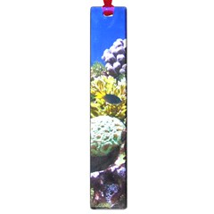Coral Outcrop 1 Large Book Marks by trendistuff