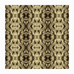 Gold Fabric Pattern Design Medium Glasses Cloth by Costasonlineshop