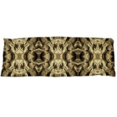 Gold Fabric Pattern Design Body Pillow Cases (dakimakura)