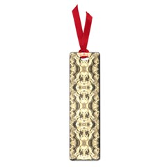 Gold Fabric Pattern Design Small Book Marks by Costasonlineshop