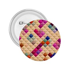 Mosaic & Co 01a  2 25  Buttons by MoreColorsinLife