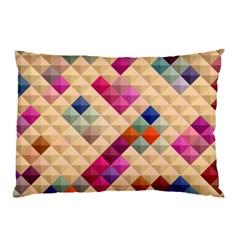 Mosaic & Co 01a  Pillow Cases (two Sides) by MoreColorsinLife