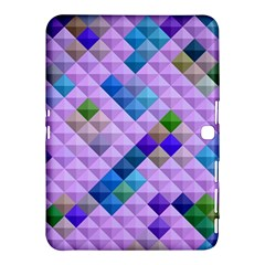 Mosaic & Co 01b Samsung Galaxy Tab 4 (10 1 ) Hardshell Case  by MoreColorsinLife
