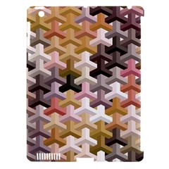 Mosaic & Co 02b Apple Ipad 3/4 Hardshell Case (compatible With Smart Cover) by MoreColorsinLife