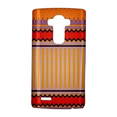 Stripes And Chevronslg G4 Hardshell Case by LalyLauraFLM