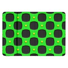 Black Holessamsung Galaxy Tab 8 9  P7300 Flip Case by LalyLauraFLM