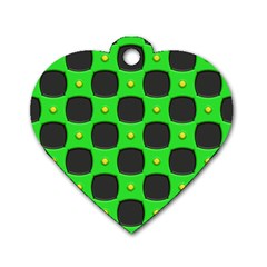 Black Holes			dog Tag Heart (one Side) by LalyLauraFLM