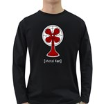 Metal Fan Long Sleeve Dark T-Shirts