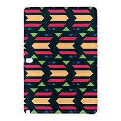 Triangles And Other Shapes			samsung Galaxy Tab Pro 10 1 Hardshell Case