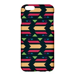 Triangles And Other Shapes			apple Iphone 6 Plus/6s Plus Hardshell Case by LalyLauraFLM