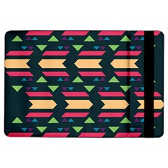 Triangles And Other Shapes			apple Ipad Air 2 Flip Case by LalyLauraFLM