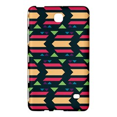 Triangles And Other Shapessamsung Galaxy Tab 4 (8 ) Hardshell Case by LalyLauraFLM