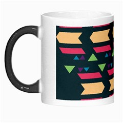 Triangles And Other Shapes Morph Mug by LalyLauraFLM