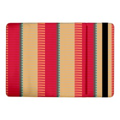 Stripes And Other Shapes			samsung Galaxy Tab Pro 10 1  Flip Case by LalyLauraFLM
