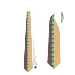 Stripes And Other Shapes Necktie