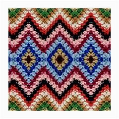 Colorful Diamond Crochet Medium Glasses Cloth by Costasonlineshop