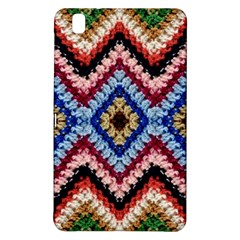 Colorful Diamond Crochet Samsung Galaxy Tab Pro 8 4 Hardshell Case