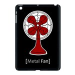 Metal Fan Apple iPad Mini Case (Black)
