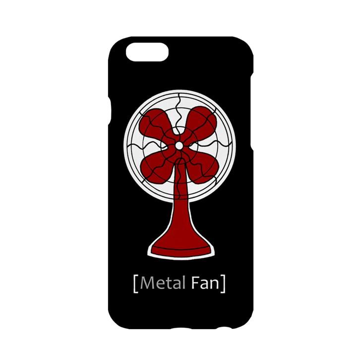 Metal Fan Apple iPhone 6/6S Hardshell Case
