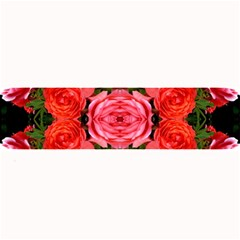 Beautiful Red Roses Large Bar Mats by Costasonlineshop