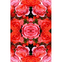 Beautiful Red Roses 5 5  X 8 5  Notebooks by Costasonlineshop