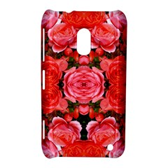 Beautiful Red Roses Nokia Lumia 620 by Costasonlineshop