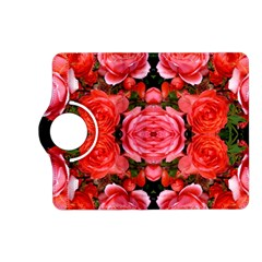 Beautiful Red Roses Kindle Fire HD (2013) Flip 360 Case by Costasonlineshop