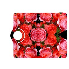 Beautiful Red Roses Kindle Fire Hdx 8 9  Flip 360 Case