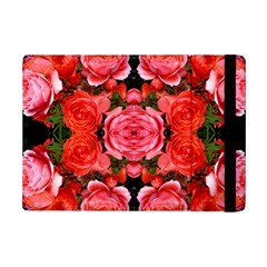 Beautiful Red Roses Ipad Mini 2 Flip Cases by Costasonlineshop