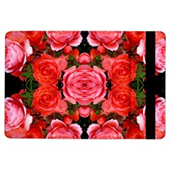 Beautiful Red Roses Ipad Air Flip by Costasonlineshop