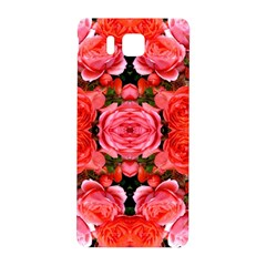 Beautiful Red Roses Samsung Galaxy Alpha Hardshell Back Case by Costasonlineshop