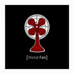Metal Fan Medium Glasses Cloth (2-Side)