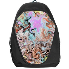 Distortedbeauty Backpack Bag by theunrulyartist