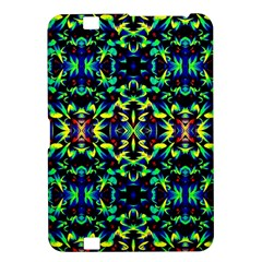 Cool Green Blue Yellow Design Kindle Fire Hd 8 9  by Costasonlineshop