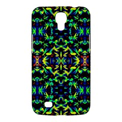 Cool Green Blue Yellow Design Samsung Galaxy Mega 6 3  I9200 Hardshell Case by Costasonlineshop