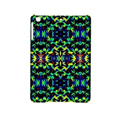 Cool Green Blue Yellow Design Ipad Mini 2 Hardshell Cases