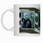 Loved irish mug - White Mug