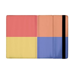 4 Squares			apple Ipad Mini Flip Case by LalyLauraFLM