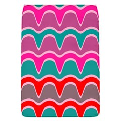 Waves Patternremovable Flap Cover (s) by LalyLauraFLM