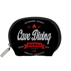 Cave Diving Extreme Sport Accessory Pouches (small)  by ExtremeSport