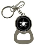Star Skull Bottle Opener Key Chains