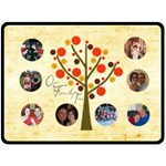 mae - Fleece Blanket (Large)