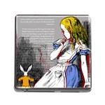 Alice In Wonderland Memory Card Reader (Square)