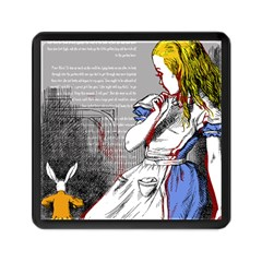 Alice In Wonderland Memory Card Reader (square)