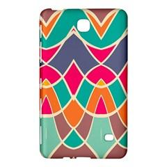 Wavy Designsamsung Galaxy Tab 4 (8 ) Hardshell Case by LalyLauraFLM