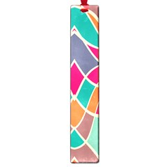 Wavy Design			large Book Mark by LalyLauraFLM