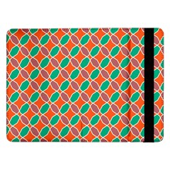 Stars And Flowers Pattern			samsung Galaxy Tab Pro 12 2  Flip Case by LalyLauraFLM